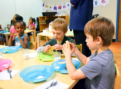 The Childhood League Center Preschool